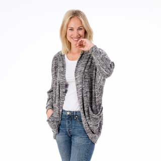 Select Woman Cardigan Julie