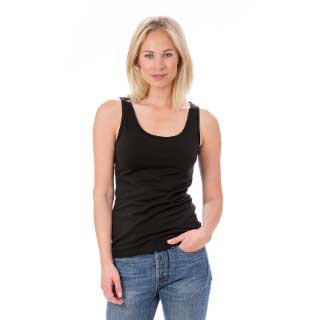 Select Woman Linne Basic, svart