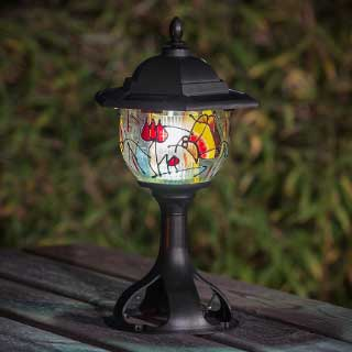 "Solar Light ""Tiffany"""