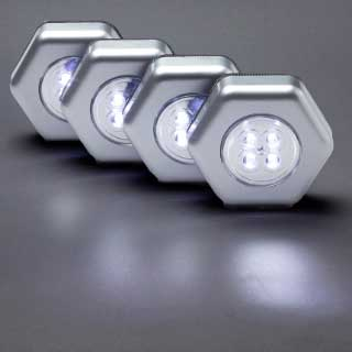 Touchlights, 4-pack