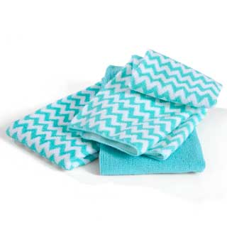 Handdukar microfiber Magic, 3-pack