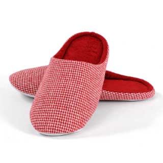 ISL Shoes Damtoffel Pepita
