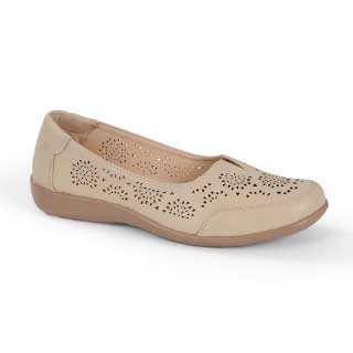 ISL Shoes Damsko Lara, beige