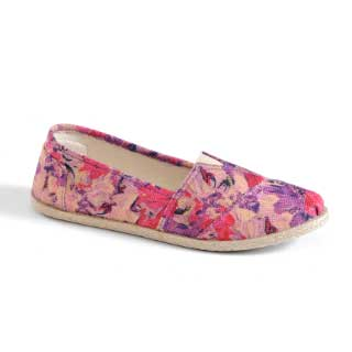 ISL Shoes Damsko Flowers