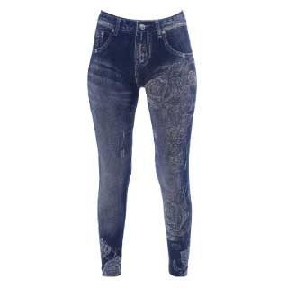 Select Woman Jeanstights Clarissa