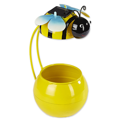 Blomkruka Bees, solar light